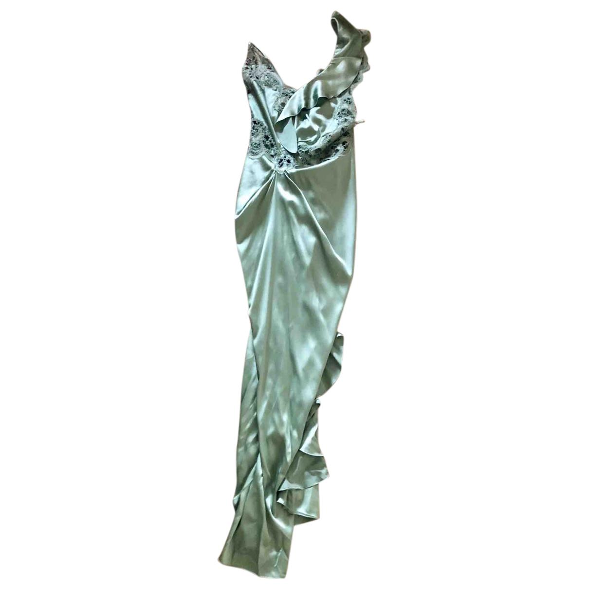 Vestido de Seda Ermanno Scervino
