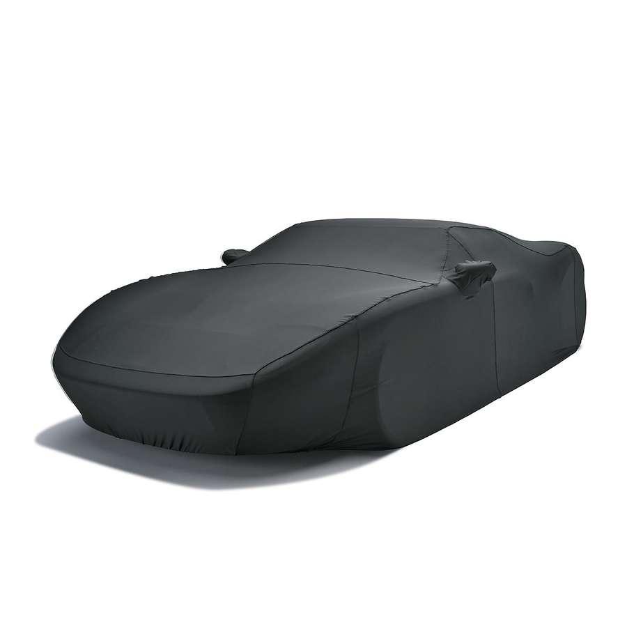 Covercraft FF17437FC Form-Fit Custom Car Cover Charcoal Gray Audi