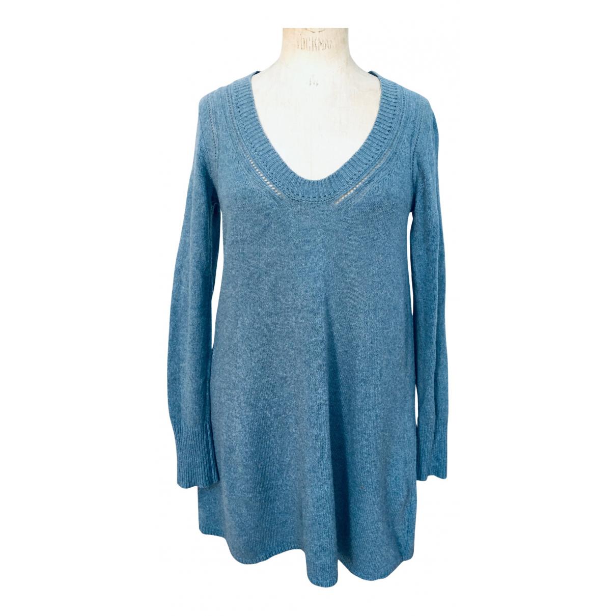 Vanessa Bruno Athe - Robe   pour femme en laine - gris