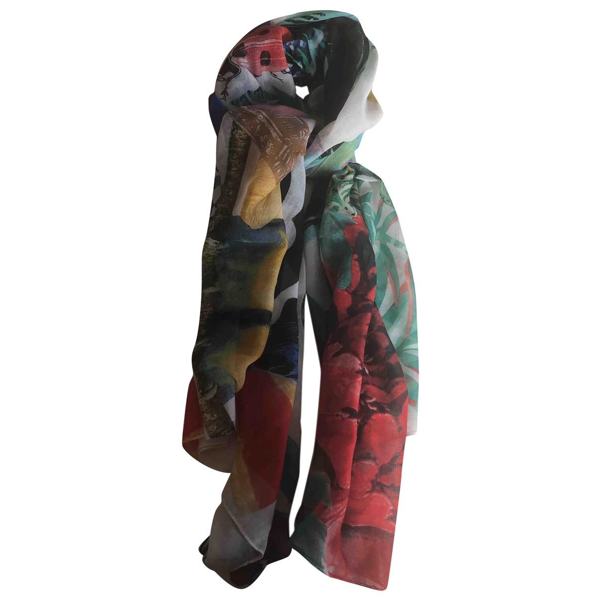 Desigual - Foulard   pour femme en autre - multicolore
