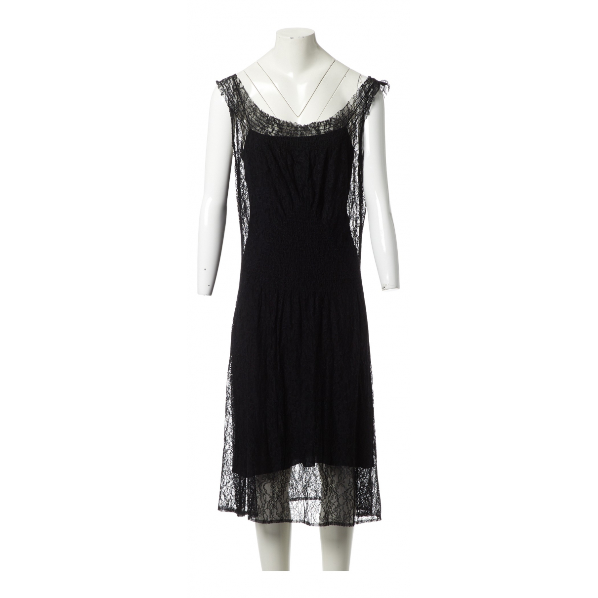 Prada N Black dress for Women 40 IT