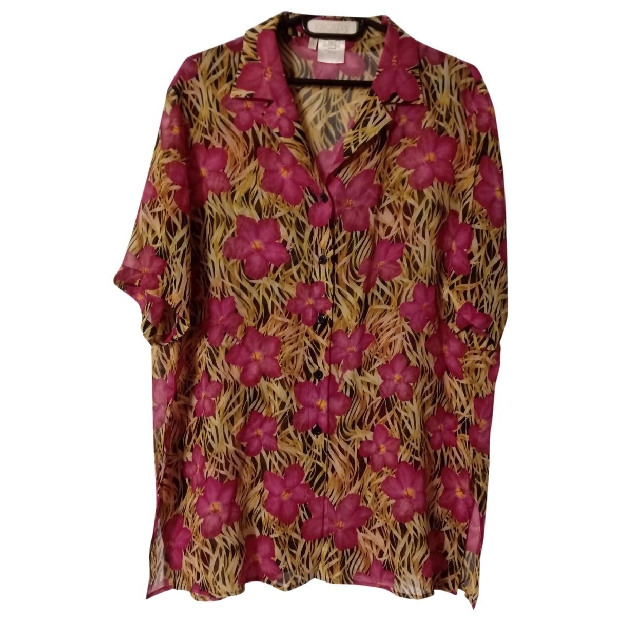 Escada \N Multicolour Silk Knitwear for Women 40 FR