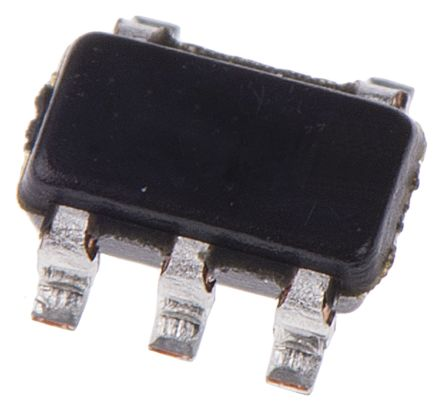 Texas Instruments SN74LVC1G06DBVT Buffer & Line Driver, Open Drain, Inverting, 5-Pin SOT-23 (5)