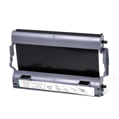 Compatible Brother IntelliFax-770 Thermal Transfer Black Ribbon 1 Cartridges + Refill Roll PC301 C