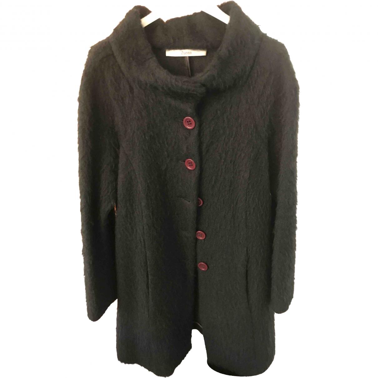 Jucca \N Green Wool coat for Women 42 IT