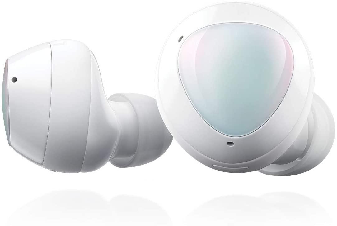 Samsung Galaxy Buds+ Wireless In Ear Headphones, White - SM-R175NZWAXAR