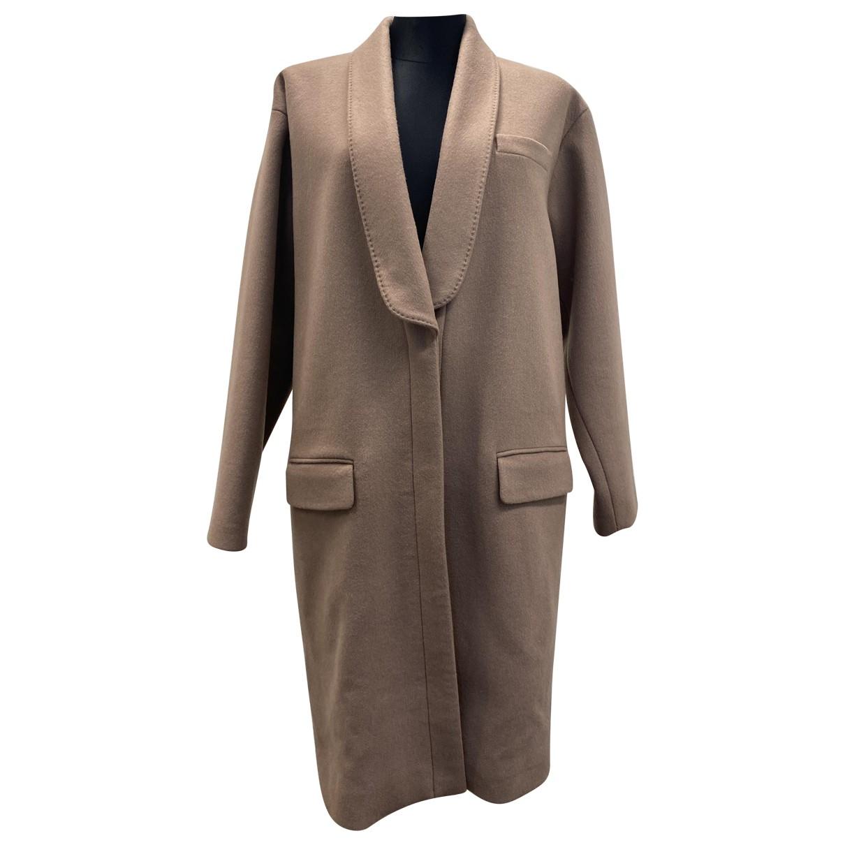 Givenchy \N Camel Cashmere coat for Women 36 FR