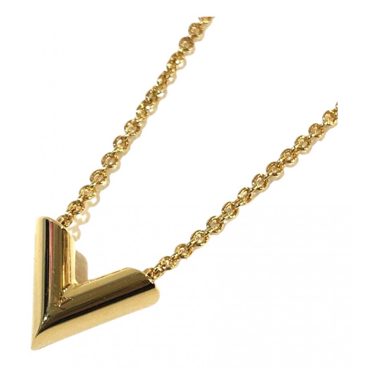 Collar Essential V Louis Vuitton
