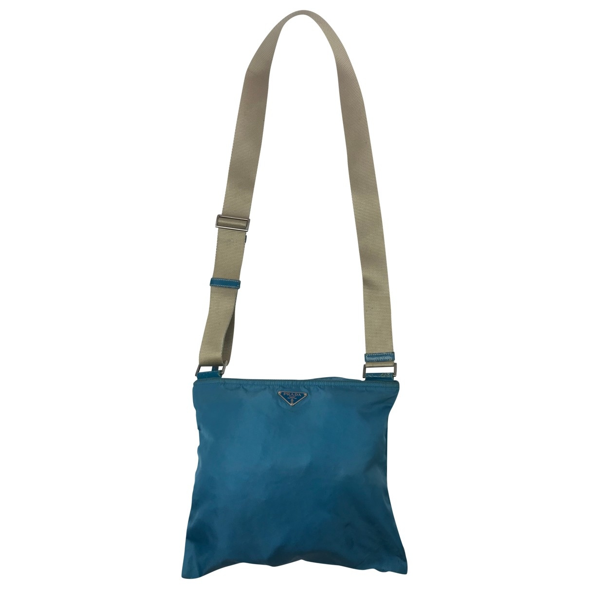 Prada \N Green handbag for Women \N