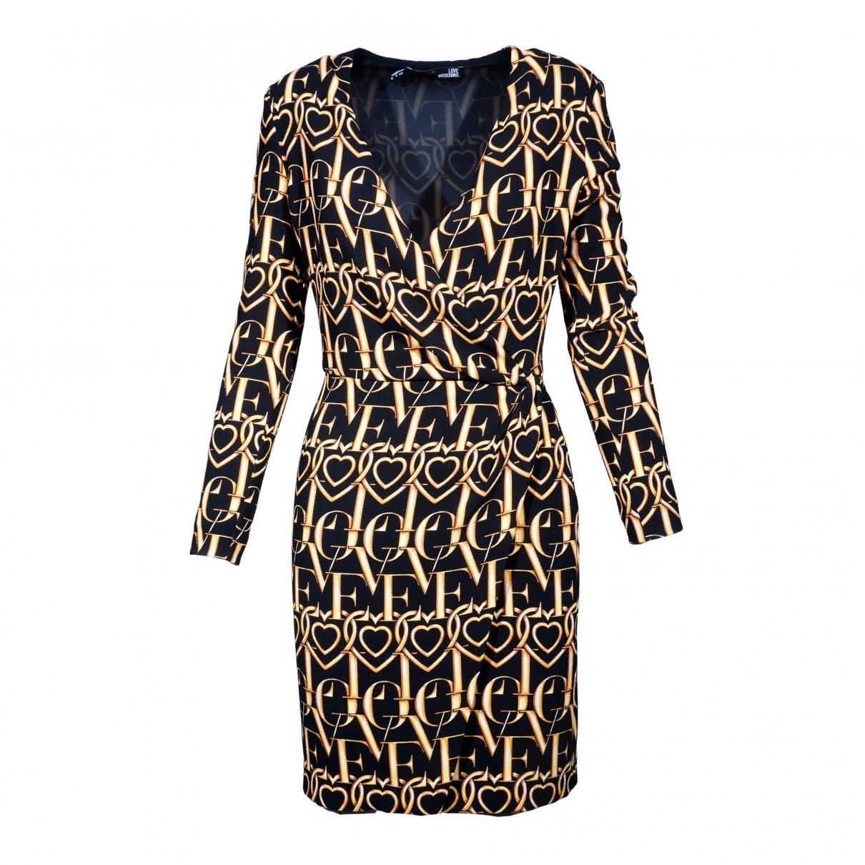Moschino Love \N Black dress for Women 40 IT