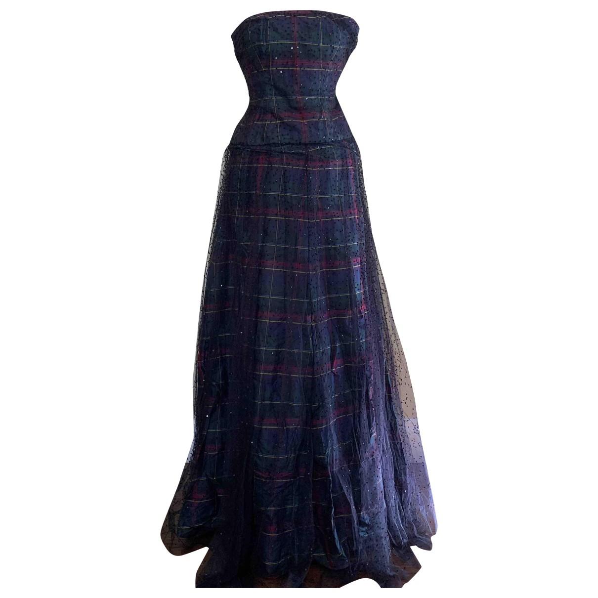 Ralph Lauren Purple Label \N Kleid in  Bunt Synthetik