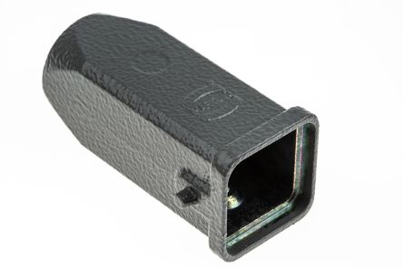 HARTING Han A Series, 3A Top Entry Heavy Duty Power Connector Hood