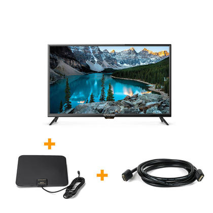 3 in 1 HD LED TV 32