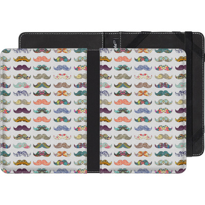 Pocketbook Touch Lux 2 eBook Reader Huelle - Mustache Mania von Bianca Green