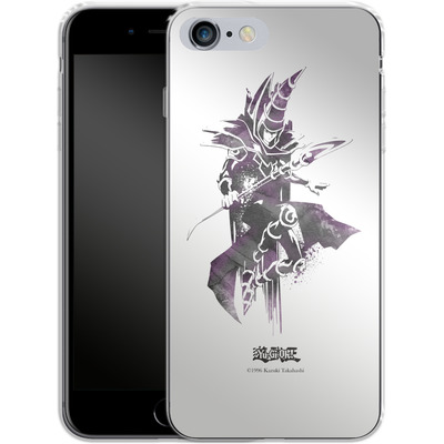 Apple iPhone 6 Plus Silikon Handyhuelle - Dark Magician von Yu-Gi-Oh!