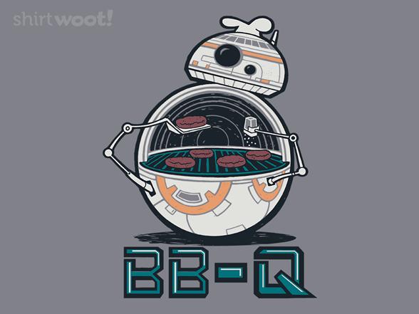 Bb-q T Shirt