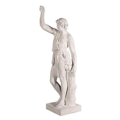 NE306081 Hercules With Nemean Lion Statue Only