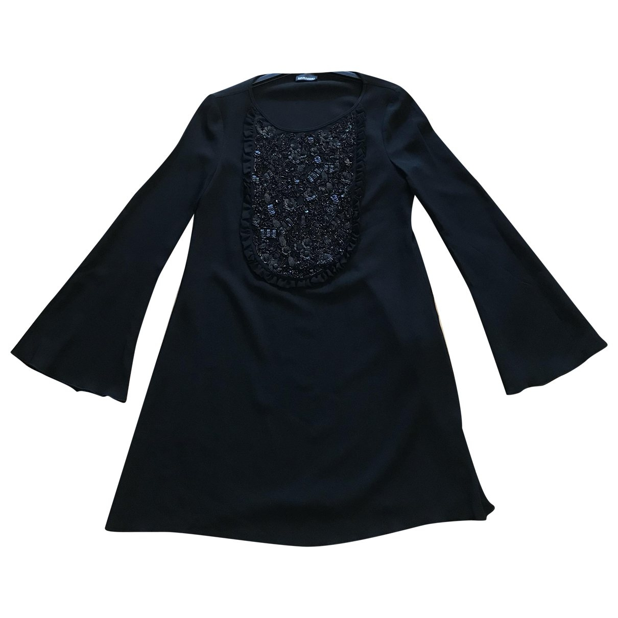 Ermanno Scervino \N Black dress for Women 40 IT