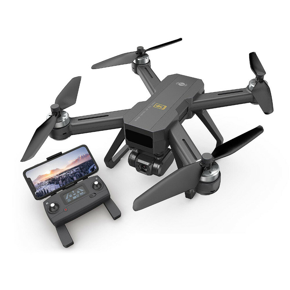 MJX B20 4K 5G WIFI FPV EIS Ajustable Camera Brushless RC Drone With Optical Flow Positioning RTF - One Battery