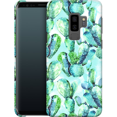 Samsung Galaxy S9 Plus Smartphone Huelle - Cactus Tropicana von Mark Ashkenazi