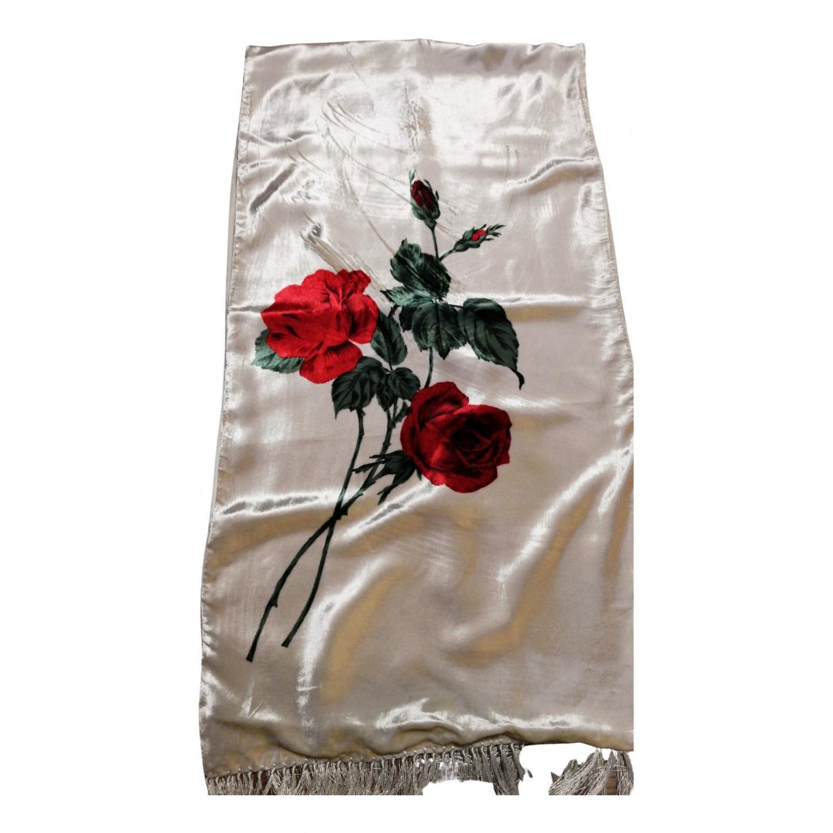 Dolce & Gabbana - Foulard   pour femme en autre - beige