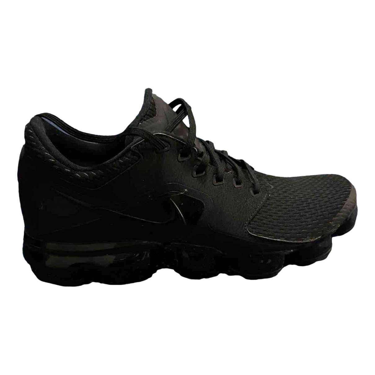 Nike Air VaporMax Black Cloth Trainers for Men 42 EU