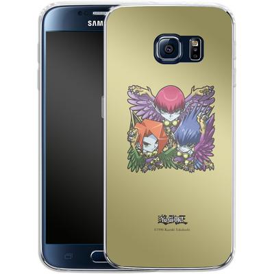 Samsung Galaxy S6 Silikon Handyhuelle - Harpie Lady Sisters SD von Yu-Gi-Oh!