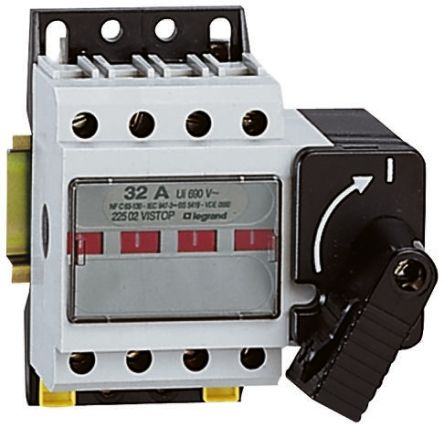 Legrand Control Kit, For Use With Vistop Series