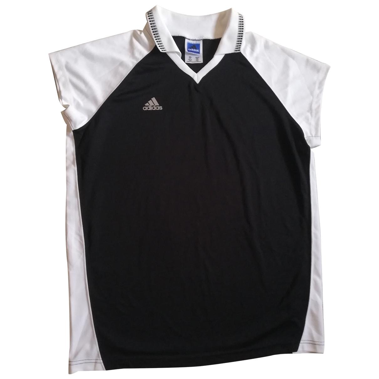 Adidas \N Poloshirts in  Schwarz Polyester