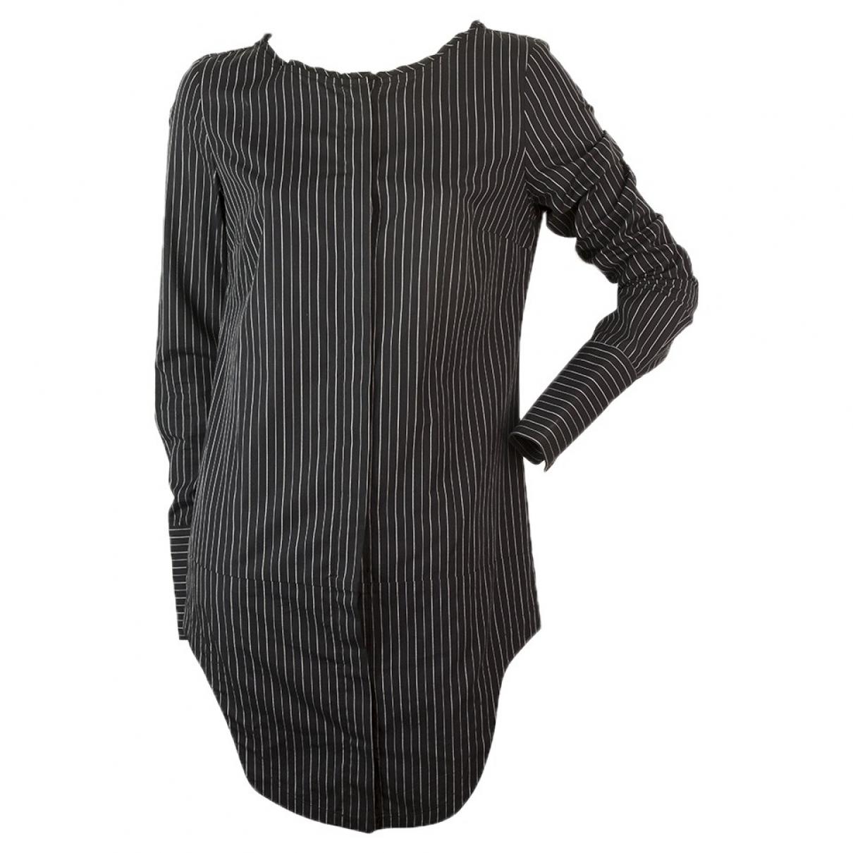 Dondup \N Black Cotton  top for Women 42 IT