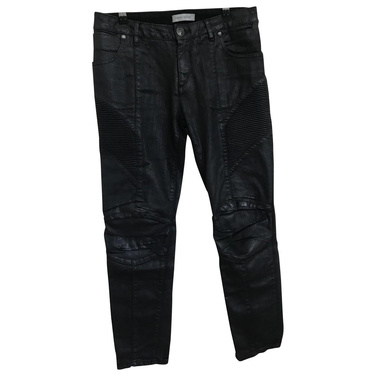 Pantalon recto Pierre Balmain