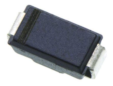 Bourns 100V 1A, Schottky Diode, 2-Pin DO-214AC CD214A-B1100R (3000)