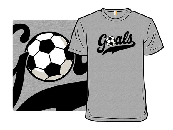 Goals T Shirt