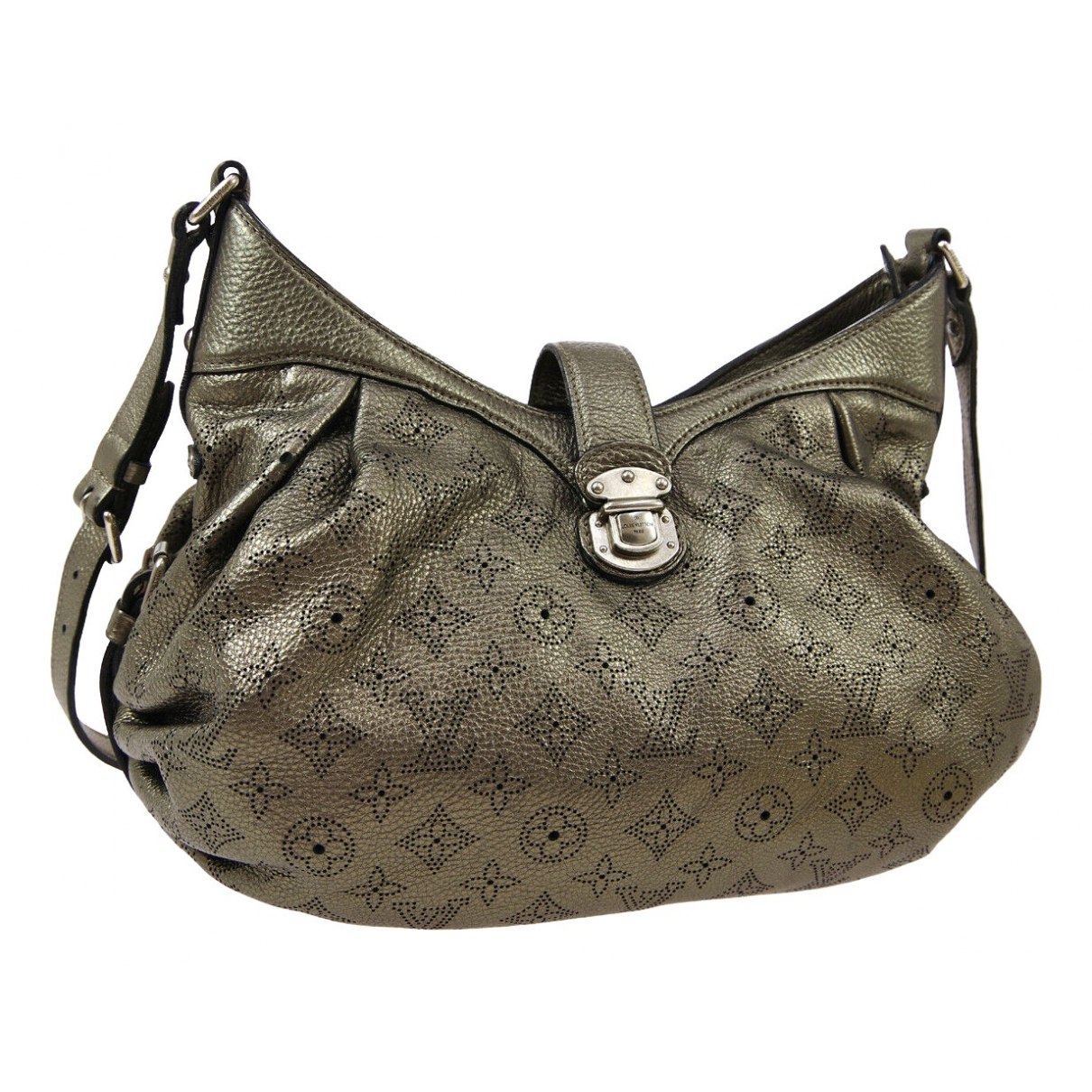 Bolso  Mahina de Lona Louis Vuitton