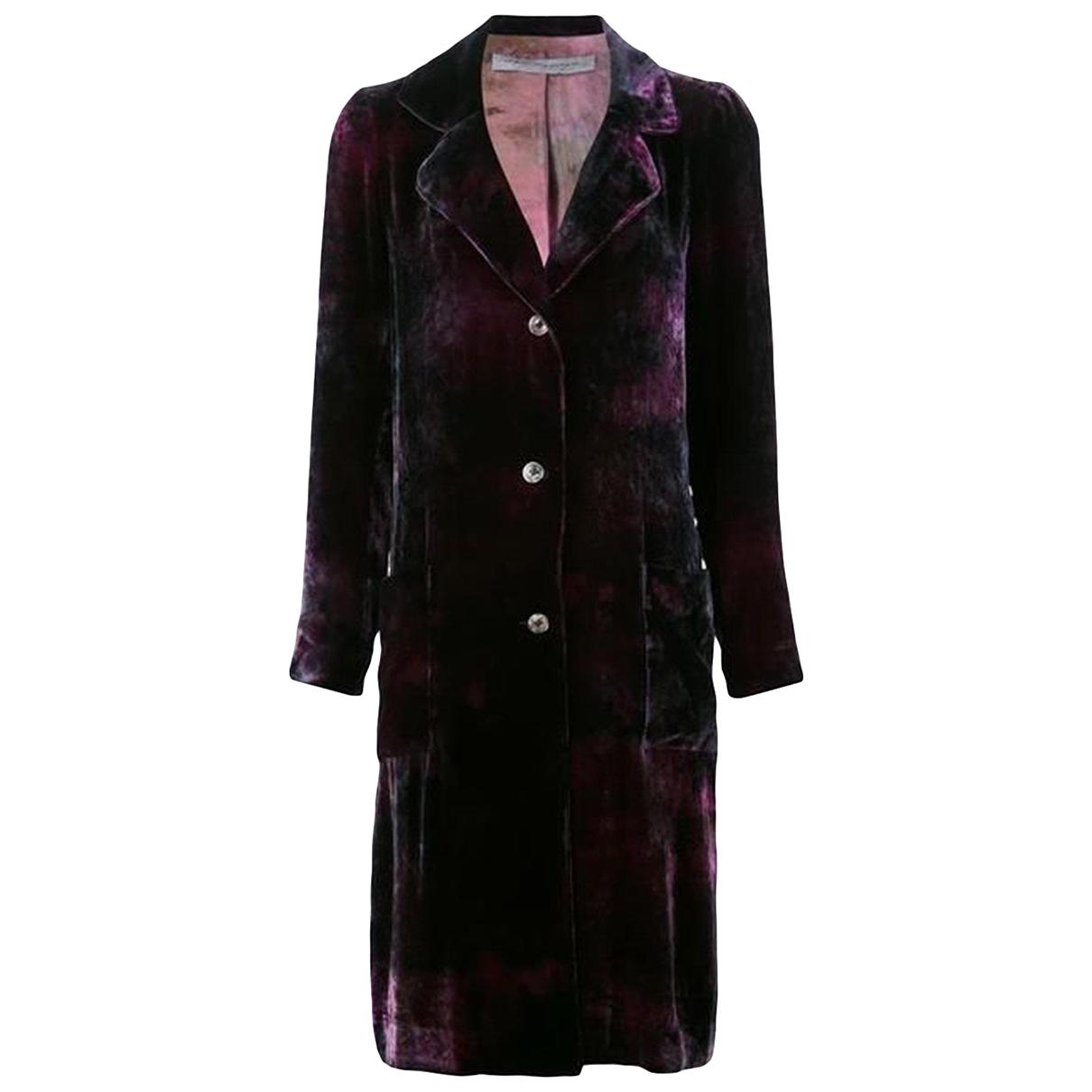 Raquel Allegra - Manteau   pour femme - violet