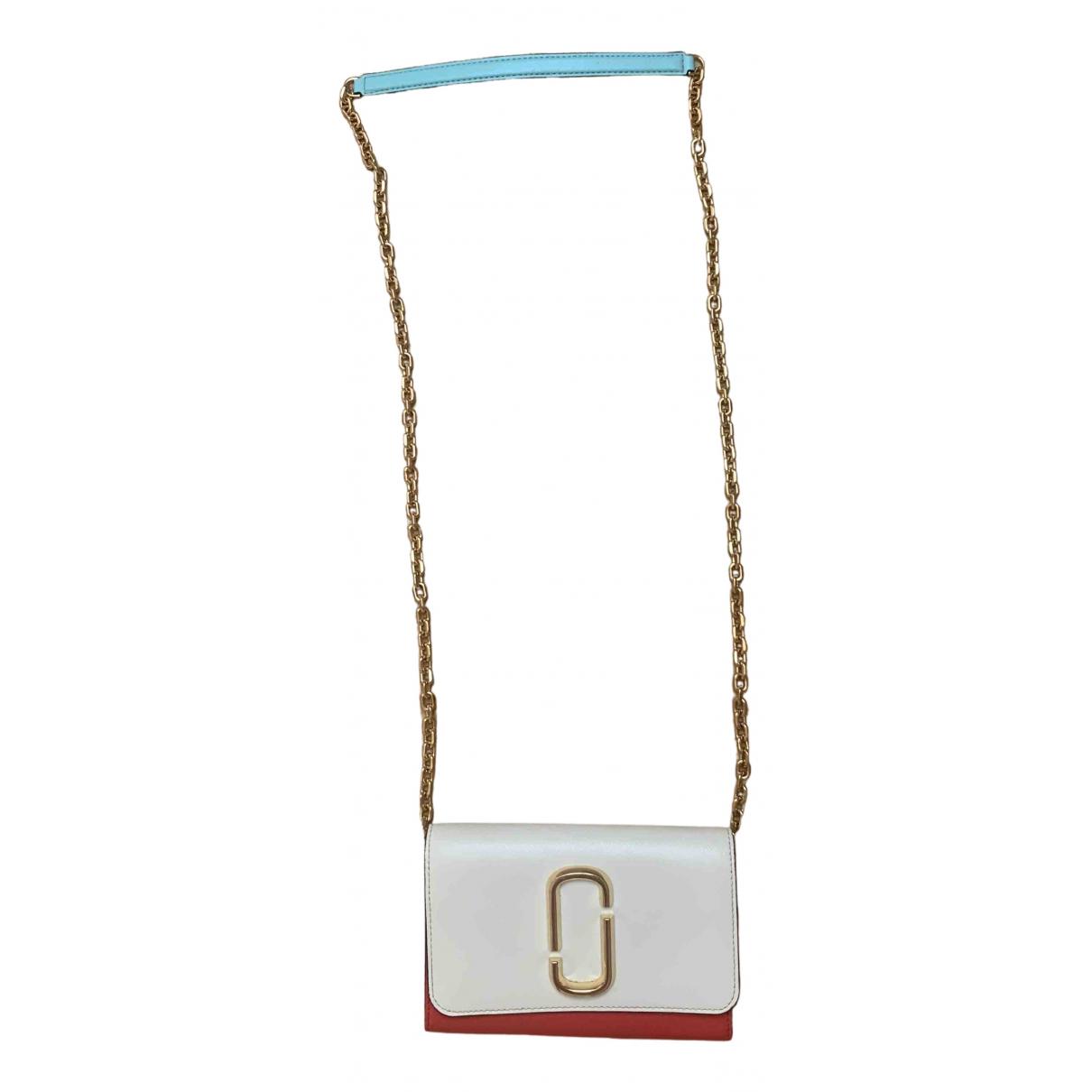 Marc Jacobs - Pochette Snapshot pour femme en cuir - multicolore