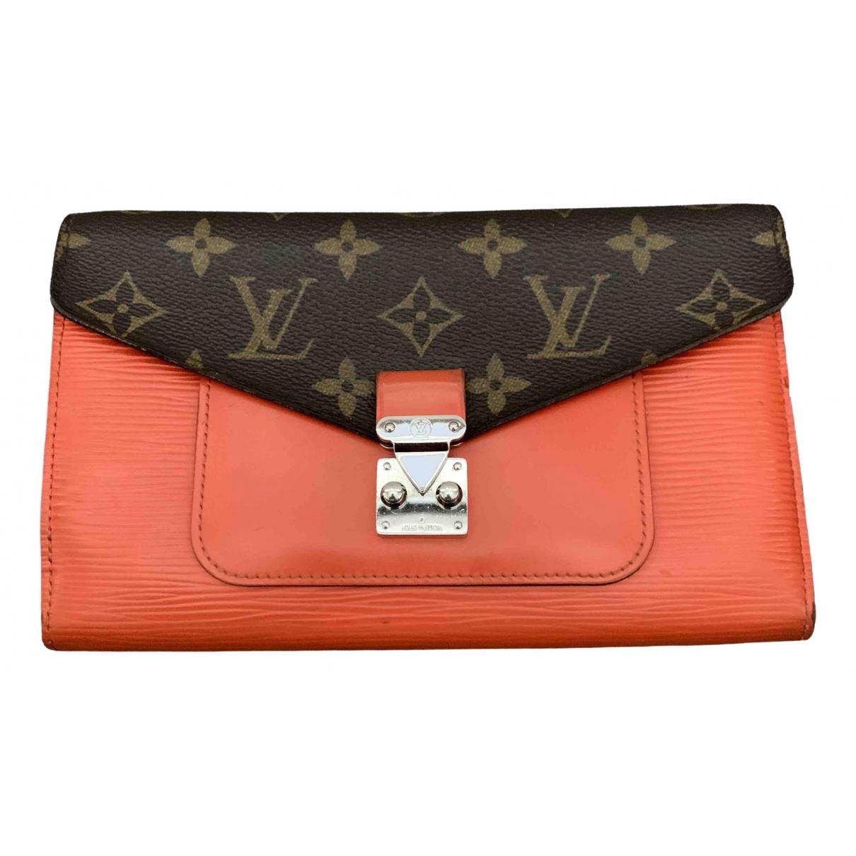 Louis Vuitton - Portefeuille Metis pour femme en cuir - multicolore