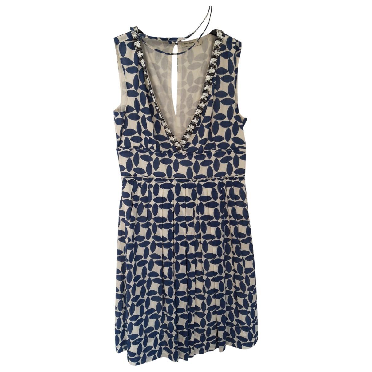 Henry Cotton \N Cotton dress for Women 42 IT