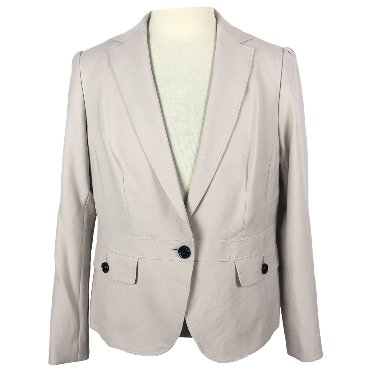 Burberry \N Cotton jacket for Women 48 FR