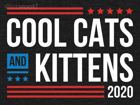 Cool Cats & Kittens 2020 T Shirt