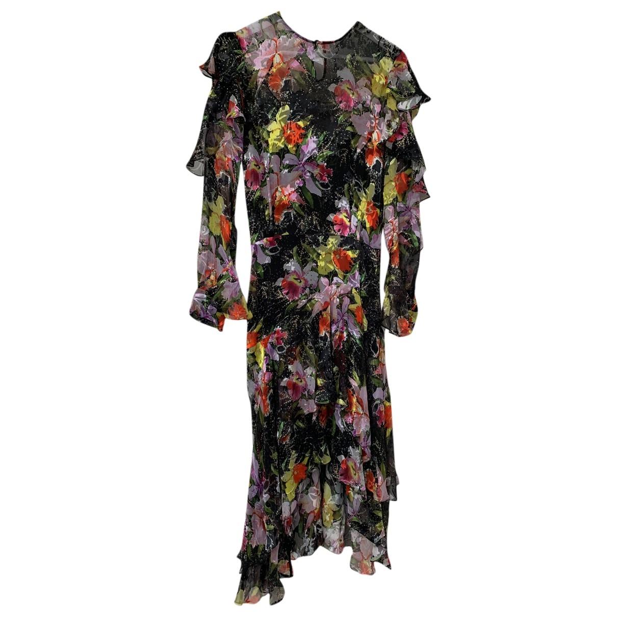Preen By Thornton Bregazzi - Robe   pour femme en soie - multicolore