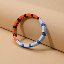 Buntes geometrisches elastisches Armband