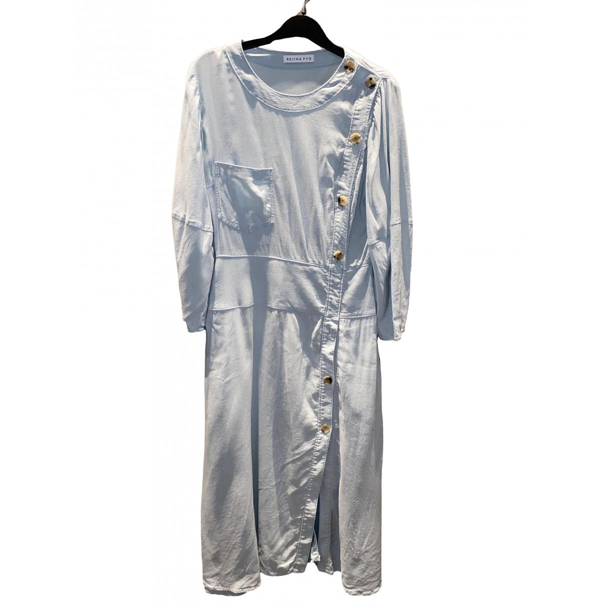 Rejina Pyo - Robe   pour femme - bleu
