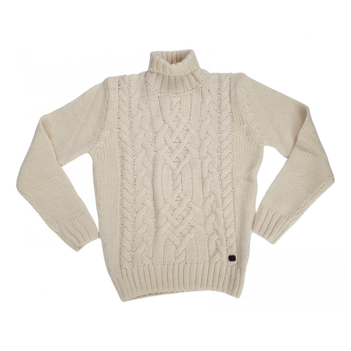 Trussardi \N Pullover.Westen.Sweatshirts  in Wolle