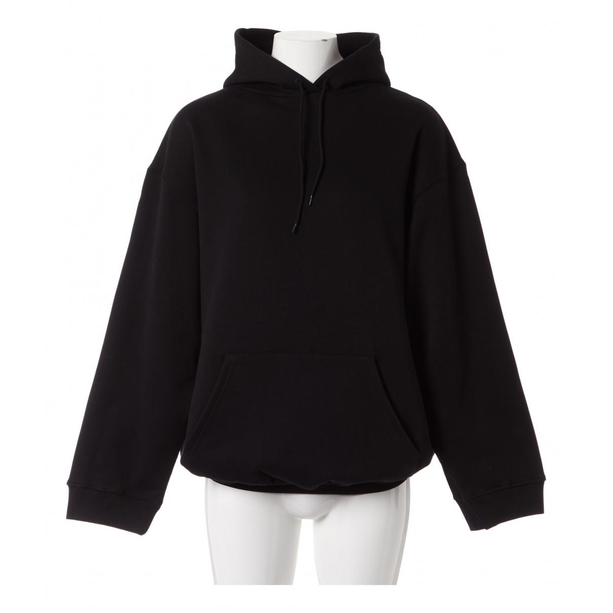 Balenciaga N Black Cotton Knitwear for Women L International