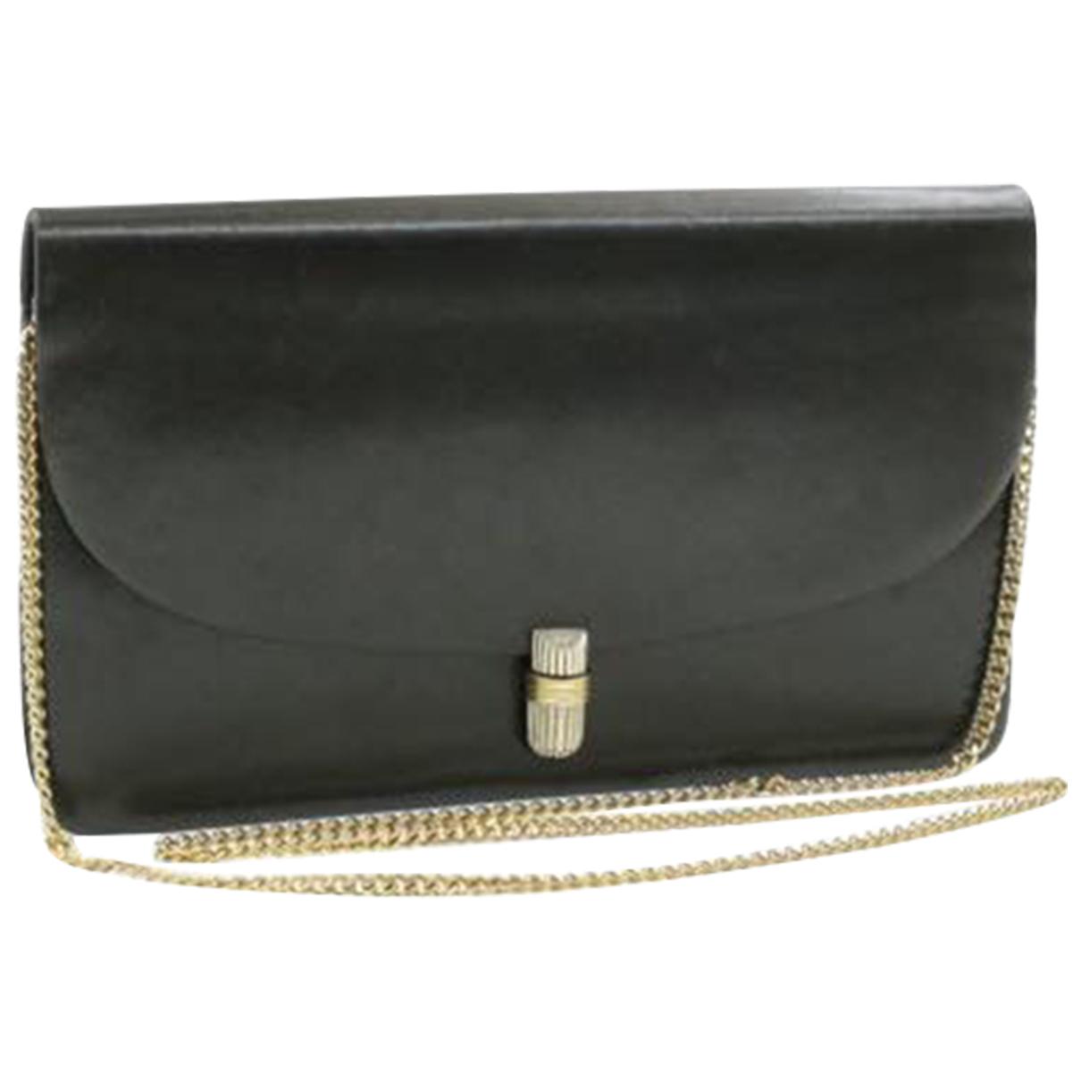 Christian Dior N Black Leather handbag for Women N