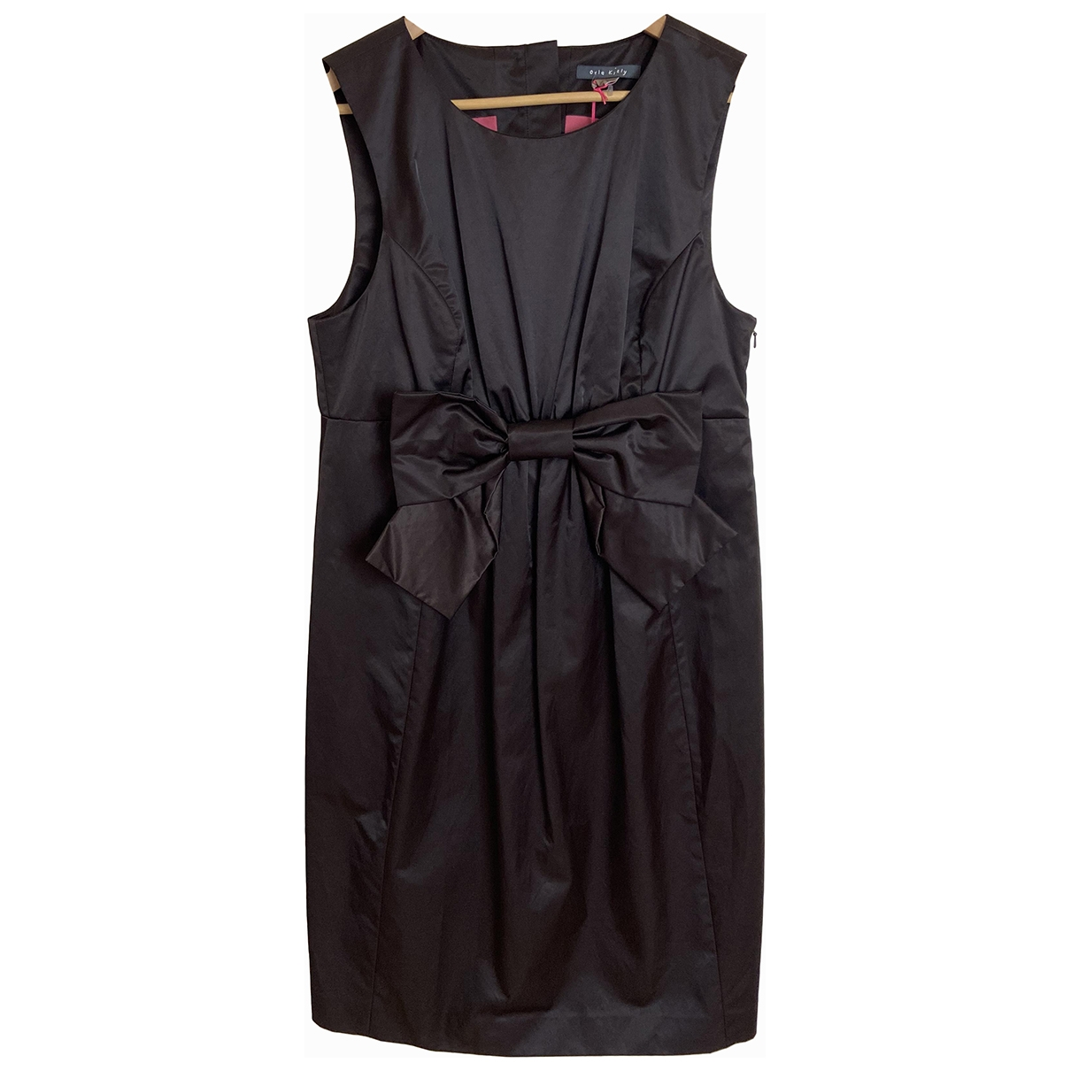 Orla Kiely \N Kleid in  Braun Baumwolle