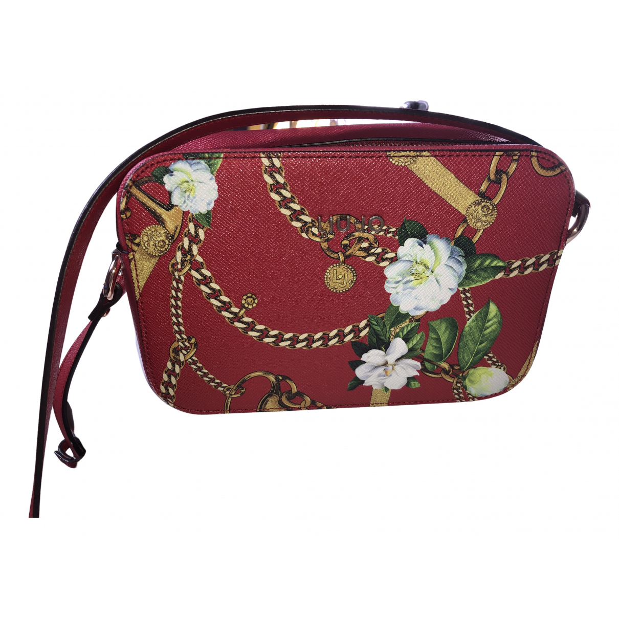 Liu.jo \N Handtasche in  Rot Polyester