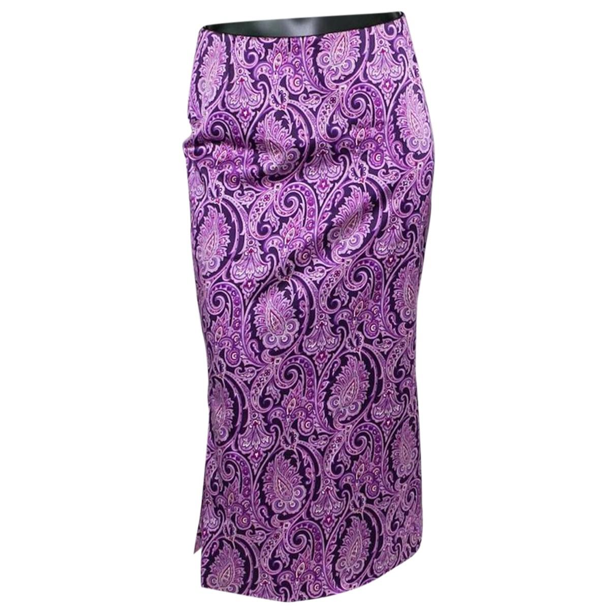 Dolce & Gabbana - Jupe   pour femme - violet