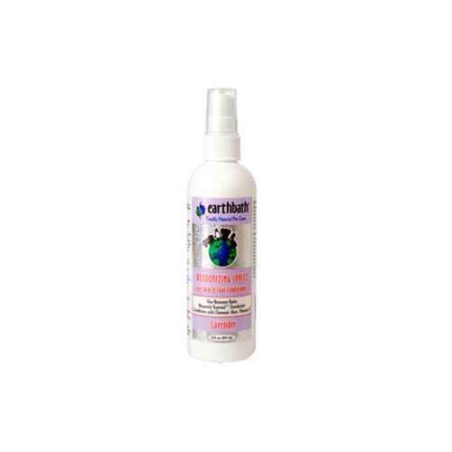 Deodorizing Skin & Coat Conditioning Spritz Lavender 8 oz by Earthbath